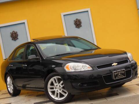 2013 Chevrolet Impala for sale at Paradise Motor Sports LLC in Lexington KY