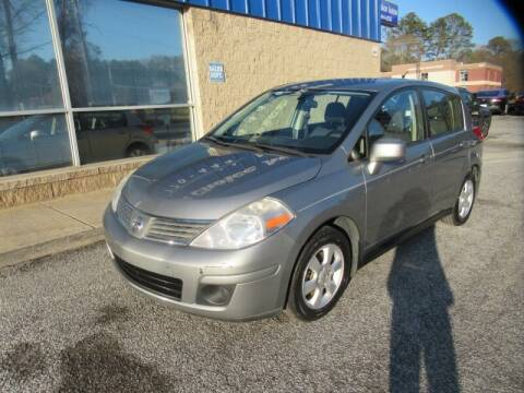 2009 Nissan Versa for sale at 1st Choice Autos in Smyrna GA