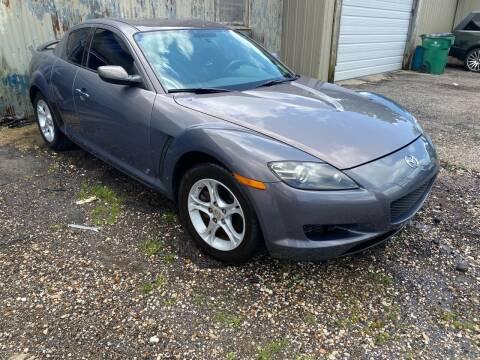 2006 Mazda RX-8 for sale at WMS AUTO SALES in Jefferson LA