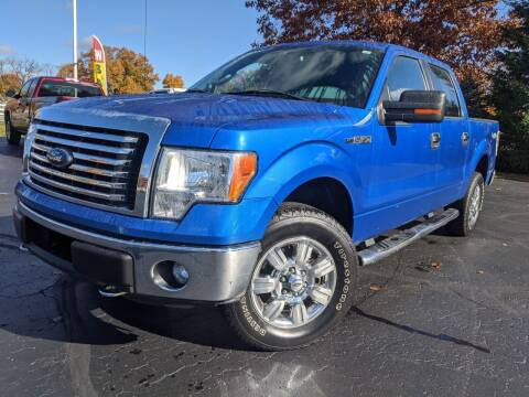 2012 Ford F-150 for sale at West Point Auto Sales in Mattawan MI