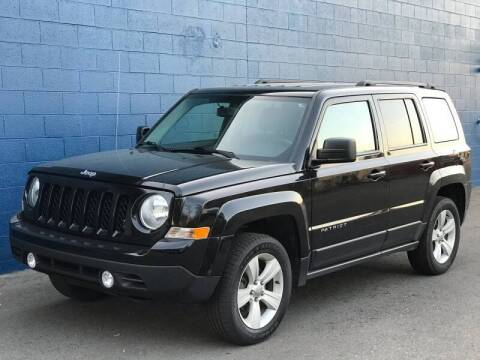 2016 Jeep Patriot for sale at Omega Motors in Waterford MI