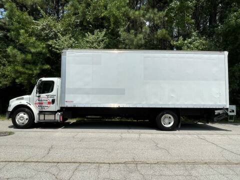 2015 FREIGHTLINER M2-100 26 FOOT BOX TRUCK for sale at MATRIXX AUTO GROUP in Union City GA