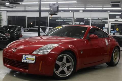 2003 Nissan 350Z for sale at Xtreme Motorwerks in Villa Park IL