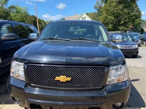 2013 Chevrolet Suburban for sale at DPG Enterprize in Catskill NY