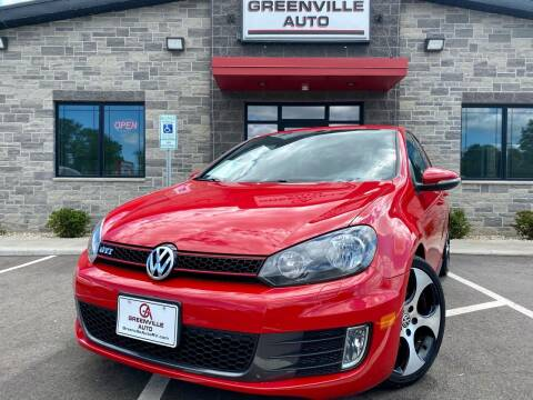 2012 Volkswagen GTI for sale at GREENVILLE AUTO in Greenville WI