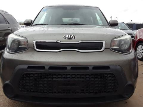 2014 Kia Soul for sale at Auto Haus Imports in Grand Prairie TX