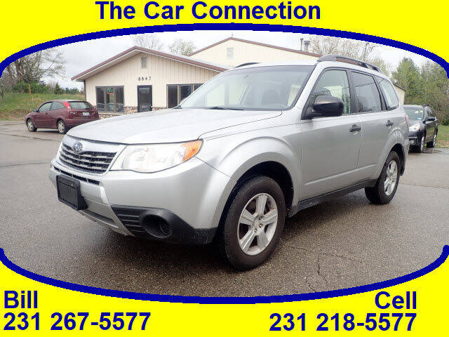 2010 Subaru Forester for sale at Car Connection in Williamsburg MI