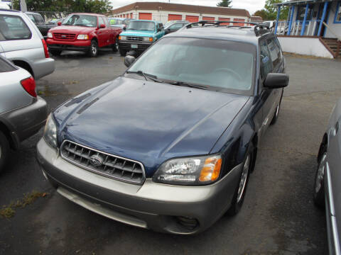 2004 Subaru Outback for sale at Family Auto Network in Portland OR