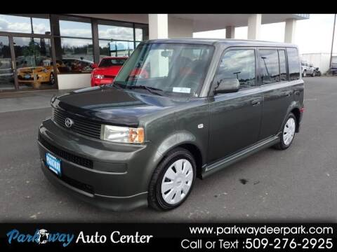 2006 Scion xB for sale at PARKWAY AUTO CENTER AND RV in Deer Park WA