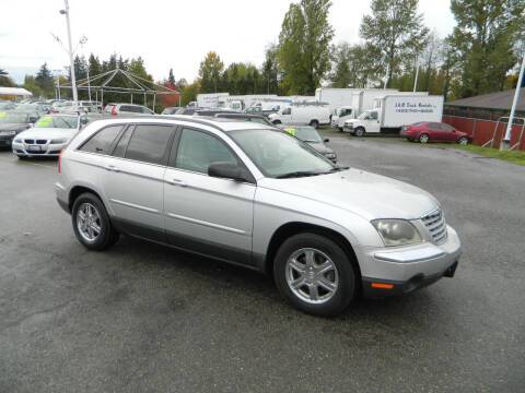 2004 Chrysler Pacifica for sale at J & R Motorsports in Lynnwood WA