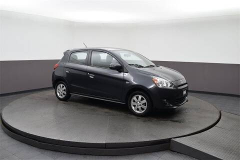 2015 Mitsubishi Mirage for sale at M & I Imports in Highland Park IL