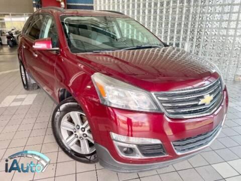 2015 Chevrolet Traverse for sale at iAuto in Cincinnati OH