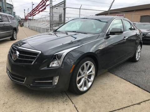 2014 Cadillac ATS for sale at The PA Kar Store Inc in Philladelphia PA