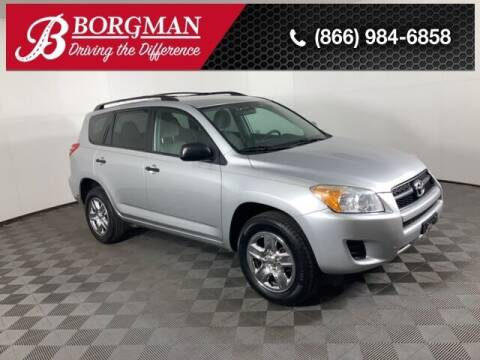 2012 Toyota RAV4 for sale at BORGMAN OF HOLLAND LLC in Holland MI