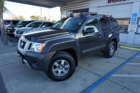 2012 Nissan Xterra for sale at Industry Motors in Sacramento CA