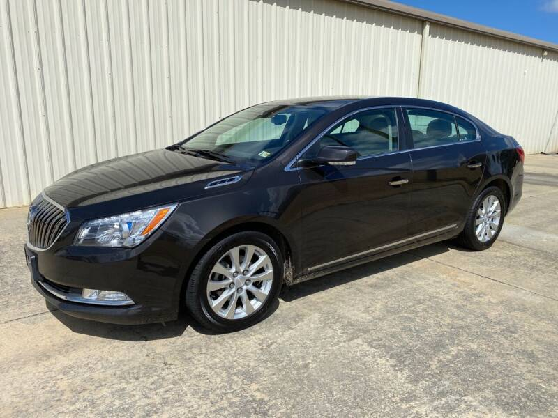 2014 Buick LaCrosse for sale at Freeman Motor Company in Lawrenceville VA