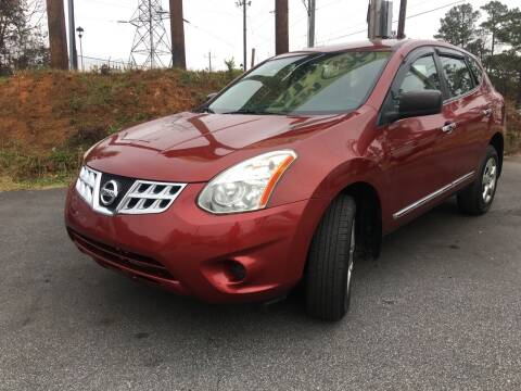 2013 Nissan Rogue for sale at Georgia Car Shop in Marietta GA