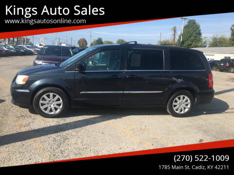 2014 Chrysler Town and Country for sale at Kings Auto Sales in Cadiz KY