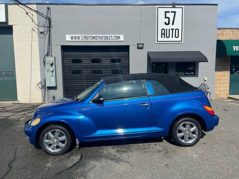 2005 Chrysler PT Cruiser for sale at 57 AUTO in Feeding Hills MA