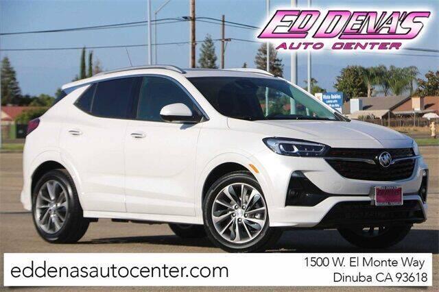 2021 Buick Encore GX for sale in Dinuba, CA