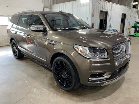 2018 Lincoln Navigator for sale at Premier Auto in Sioux Falls SD