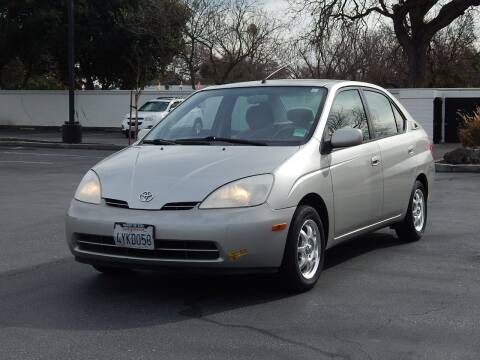 2002 Toyota Prius for sale at Gilroy Motorsports in Gilroy CA