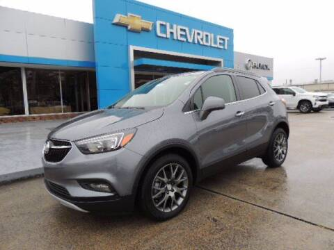 2020 Buick Encore for sale at LEE CHEVROLET PONTIAC BUICK in Washington NC
