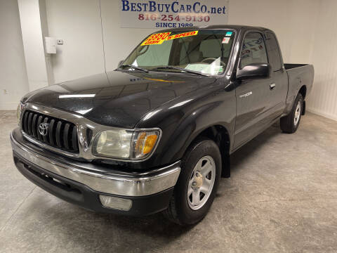 2003 Toyota Tacoma for sale at Best Buy Car Co in Independence MO