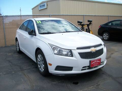 2011 Chevrolet Cruze for sale at Lloyds Auto Sales & SVC in Sanford ME