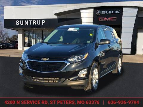 2019 Chevrolet Equinox for sale at SUNTRUP BUICK GMC in Saint Peters MO