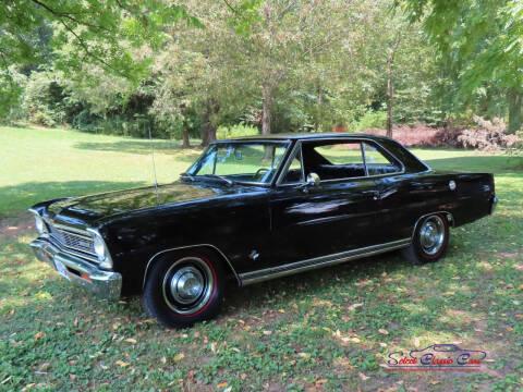 1966 Chevrolet Nova for sale at SelectClassicCars.com in Hiram GA