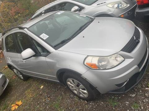 2010 Suzuki SX4 Crossover for sale at Trocci's Auto Sales in West Pittsburg PA