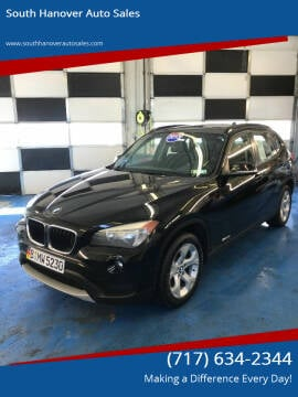 2013 BMW X1 for sale at South Hanover Auto Sales in Hanover PA