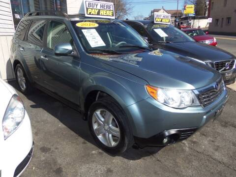 2010 Subaru Forester for sale at Fulmer Auto Cycle Sales - Fulmer Auto Sales in Easton PA