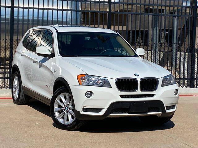 2013 BMW X3 for sale at Schneck Motor Company in Plano TX
