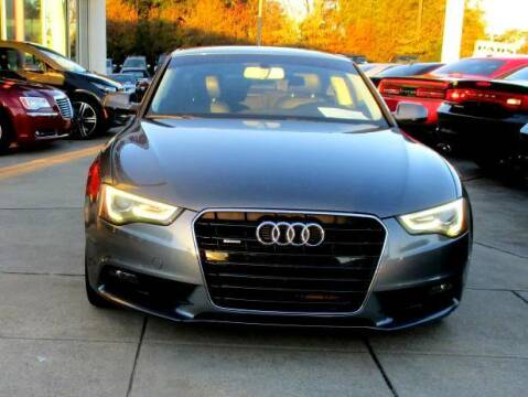 2013 Audi A5 for sale at Pars Auto Sales Inc in Stone Mountain GA