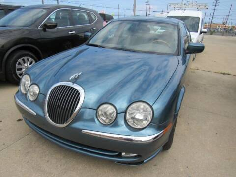 2001 Jaguar S-Type for sale at Tony's Auto World in Cleveland OH