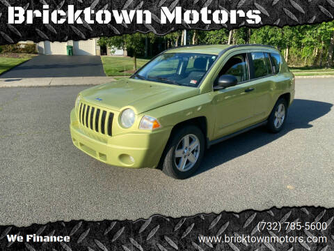 2010 Jeep Compass for sale at Bricktown Motors in Brick NJ