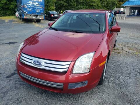 2009 Ford Fusion for sale at Lara's Auto Sales LLC in Concord NC