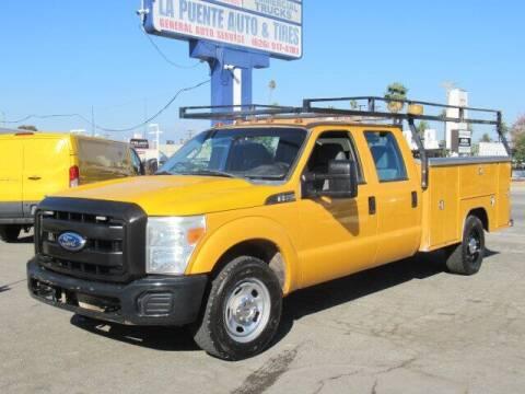 2011 Ford F-350 Super Duty for sale at Atlantis Auto Sales in La Puente CA