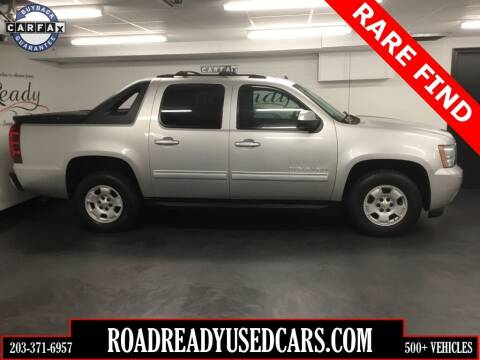 2011 Chevrolet Avalanche for sale at Road Ready Used Cars in Ansonia CT