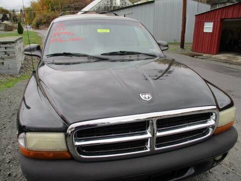 2000 Dodge Durango for sale at FERNWOOD AUTO SALES in Nicholson PA