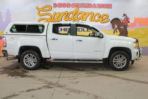 2016 GMC Canyon for sale at Sundance Chevrolet in Grand Ledge MI