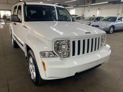 2012 Jeep Liberty for sale at John Warne Motors in Canonsburg PA