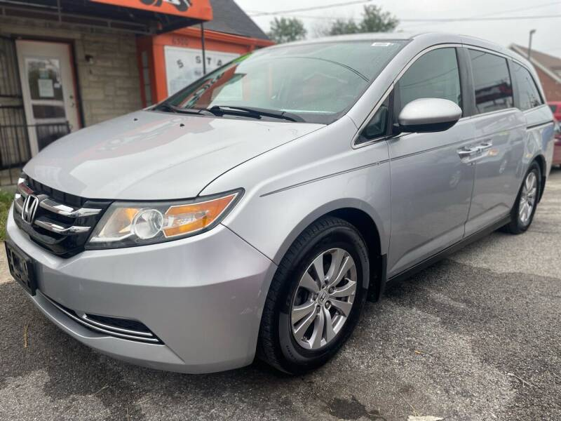 2014 Honda Odyssey for sale at 5 STAR MOTORS 1 & 2 in Louisville KY