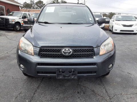 2008 Toyota RAV4 for sale at LOS PAISANOS AUTO & TRUCK SALES LLC in Peachtree Corners GA