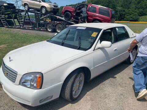 2004 Cadillac DeVille for sale at Trocci's Auto Sales in West Pittsburg PA