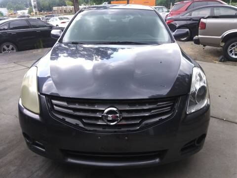 2012 Nissan Altima for sale at Moreland Motorsports in Conley GA