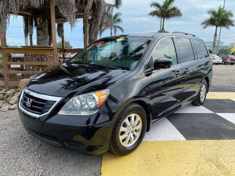 2009 Honda Odyssey for sale at D&S Auto Sales, Inc in Melbourne FL