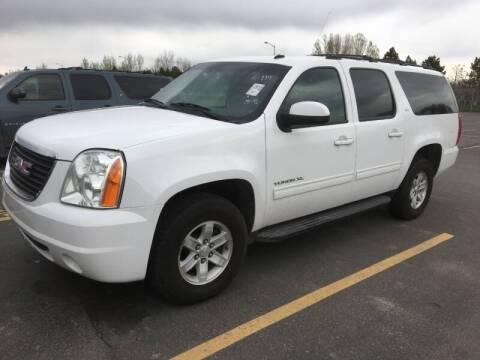 2013 GMC Yukon XL for sale at KHAN'S AUTO LLC in Worland WY